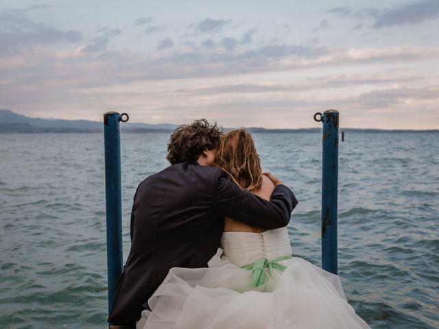 Il matrimonio di Mattia e Nicole a Medole, Mantova 60