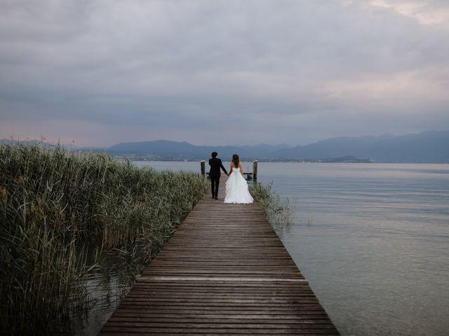 Il matrimonio di Mattia e Nicole a Medole, Mantova 63