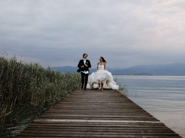 Il matrimonio di Mattia e Nicole a Medole, Mantova 64