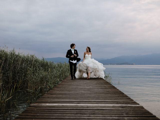 Il matrimonio di Mattia e Nicole a Medole, Mantova 65