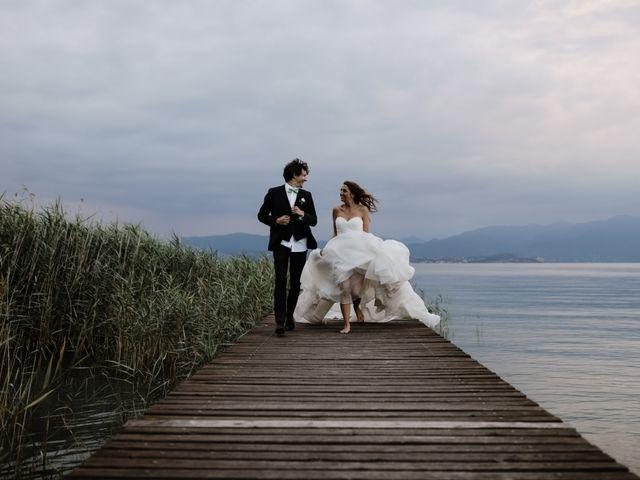 Il matrimonio di Mattia e Nicole a Medole, Mantova 66
