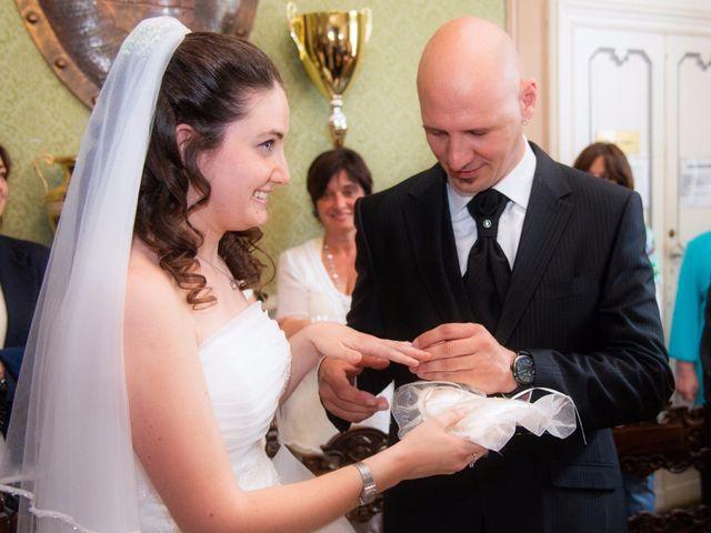 Il matrimonio di Francesco e Carlotta a Savignone, Genova 7
