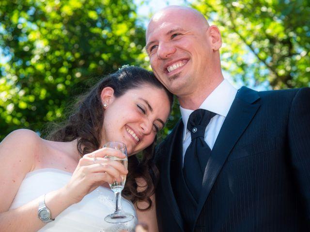 Il matrimonio di Francesco e Carlotta a Savignone, Genova 10