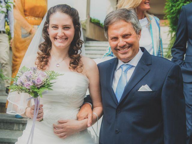 Il matrimonio di Francesco e Carlotta a Savignone, Genova 20