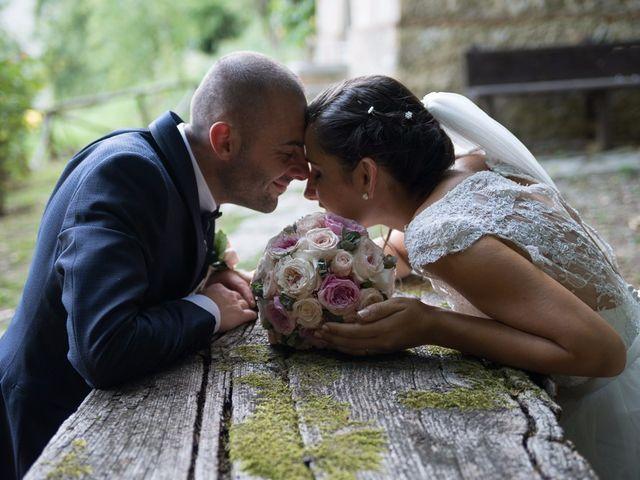 le nozze di Emily e Giacomo