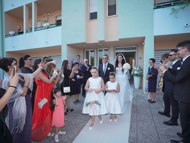 Il matrimonio di Giovanni e Domenica a Ginosa, Taranto 31