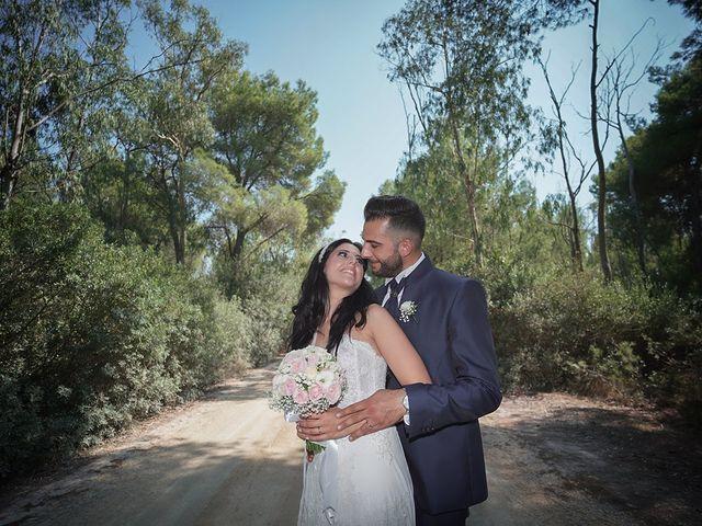 Il matrimonio di Giovanni e Domenica a Ginosa, Taranto 41