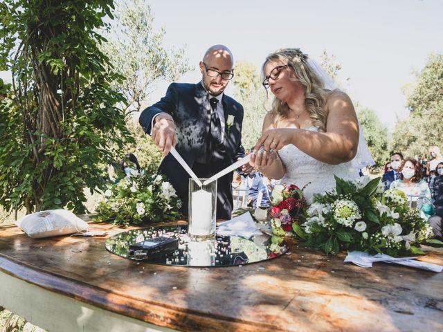 Il matrimonio di Marta e Gianpaolo a Roma, Roma 16