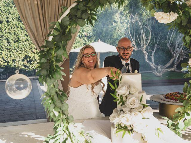 Il matrimonio di Marta e Gianpaolo a Roma, Roma 22