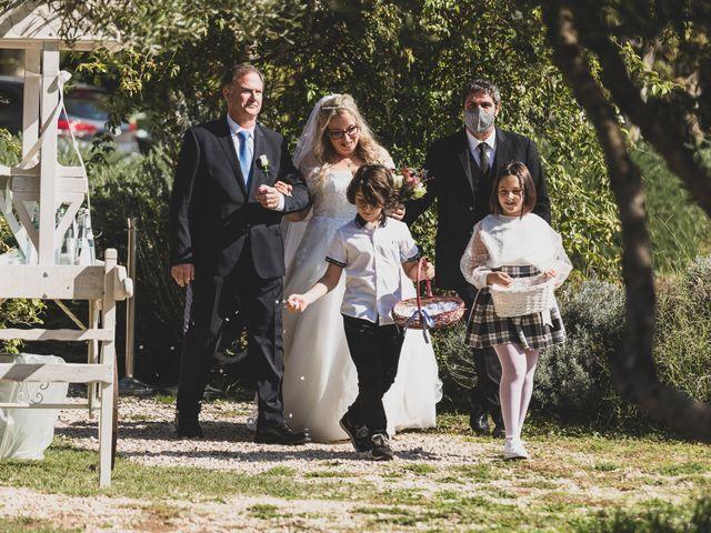 Il matrimonio di Marta e Gianpaolo a Roma, Roma 40