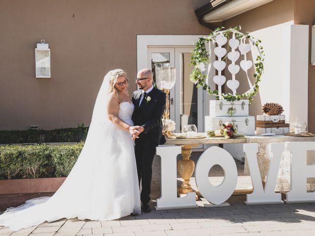 Il matrimonio di Marta e Gianpaolo a Roma, Roma 48