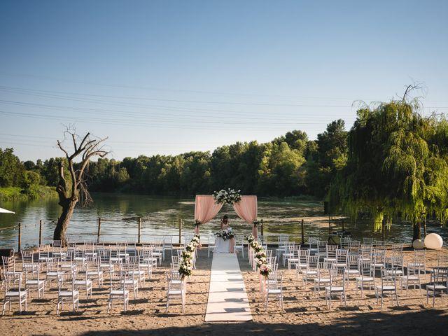 Il matrimonio di Riccardo e Barbara a Volta Mantovana, Mantova 3