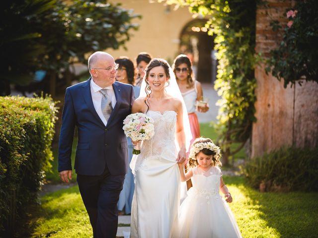 Il matrimonio di Riccardo e Barbara a Volta Mantovana, Mantova 4