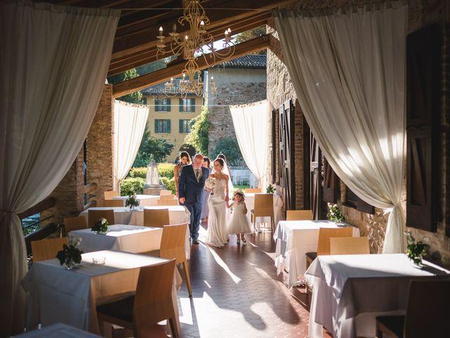 Il matrimonio di Riccardo e Barbara a Volta Mantovana, Mantova 5