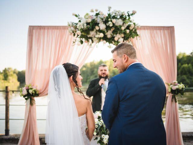Le nozze di Barbara e Riccardo