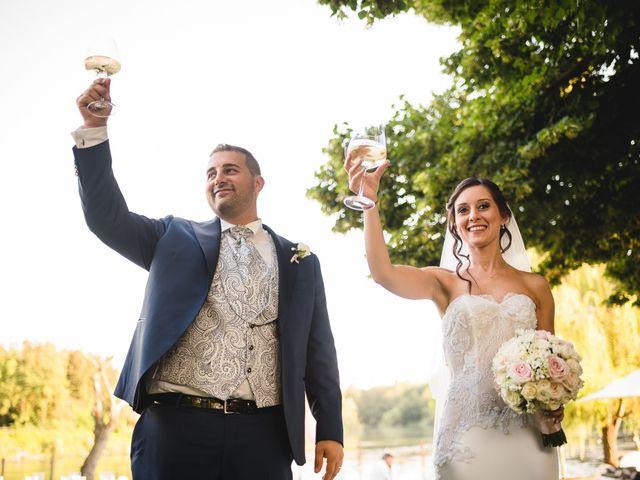 Il matrimonio di Riccardo e Barbara a Volta Mantovana, Mantova 17