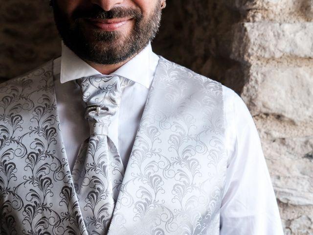 Il matrimonio di Mirko e Elena a Scandriglia, Rieti 4