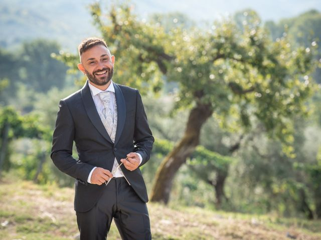 Il matrimonio di Mirko e Elena a Scandriglia, Rieti 6