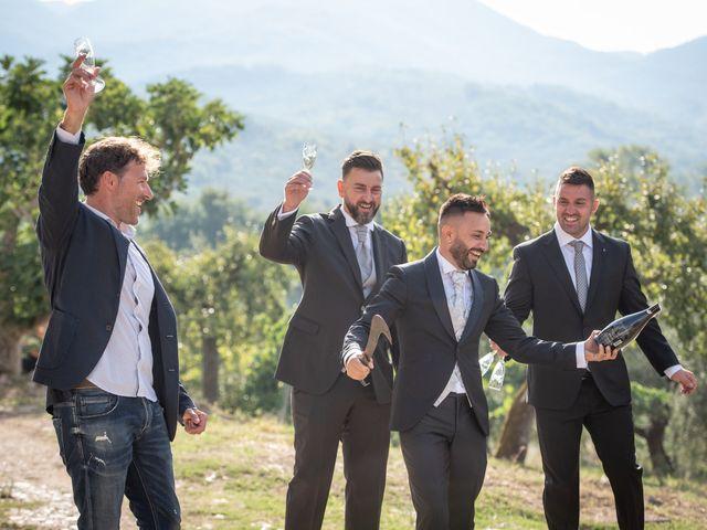 Il matrimonio di Mirko e Elena a Scandriglia, Rieti 7