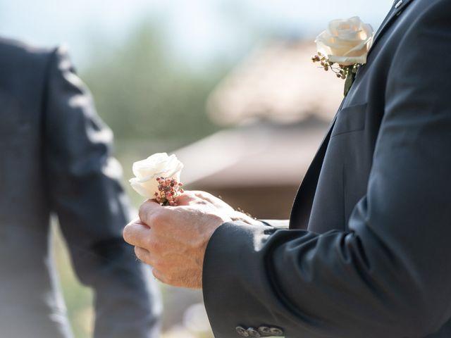 Il matrimonio di Mirko e Elena a Scandriglia, Rieti 8