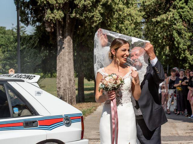 Il matrimonio di Mirko e Elena a Scandriglia, Rieti 11