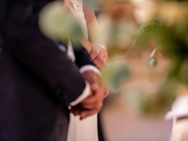 Il matrimonio di Mirko e Elena a Scandriglia, Rieti 12