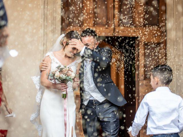 Il matrimonio di Mirko e Elena a Scandriglia, Rieti 13