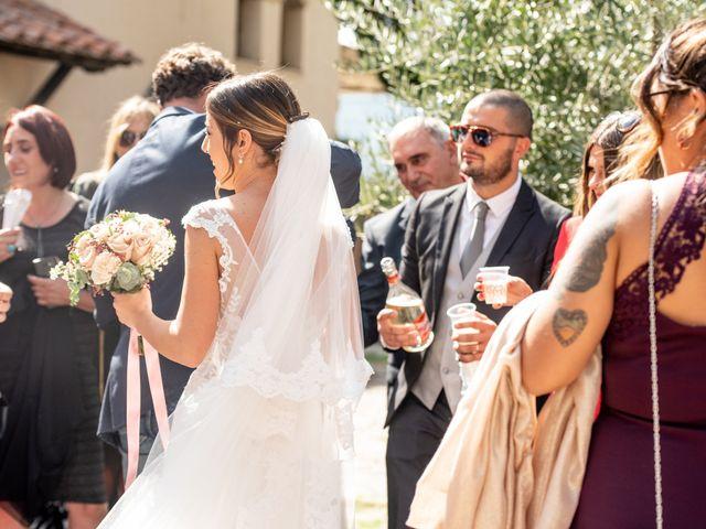 Il matrimonio di Mirko e Elena a Scandriglia, Rieti 14