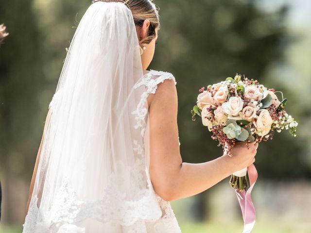 Il matrimonio di Mirko e Elena a Scandriglia, Rieti 15