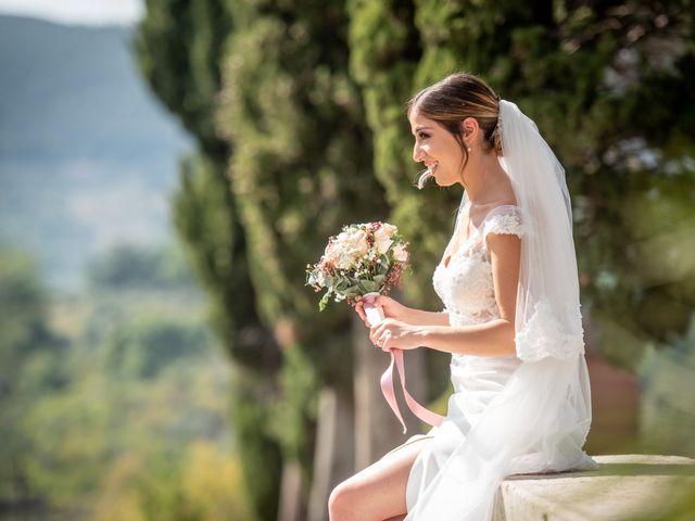 Il matrimonio di Mirko e Elena a Scandriglia, Rieti 16