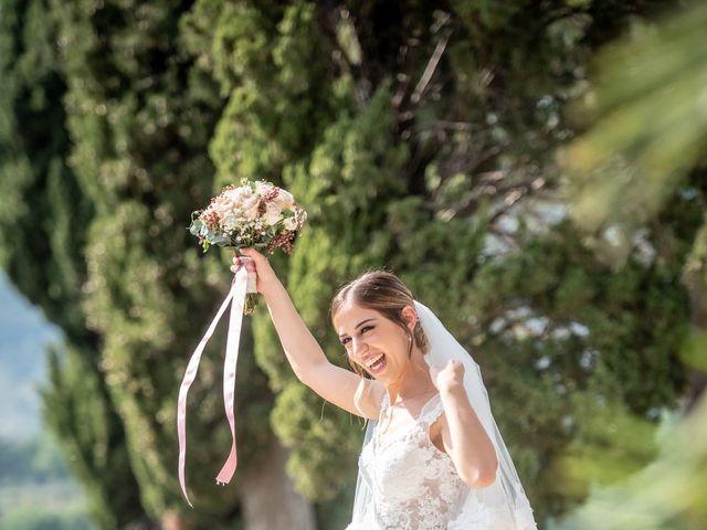 Il matrimonio di Mirko e Elena a Scandriglia, Rieti 17