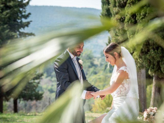 Il matrimonio di Mirko e Elena a Scandriglia, Rieti 18