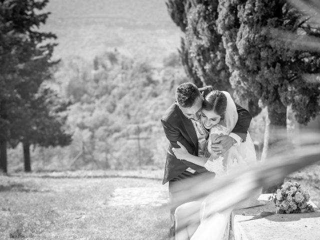Il matrimonio di Mirko e Elena a Scandriglia, Rieti 19
