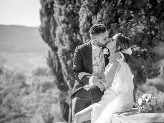 Il matrimonio di Mirko e Elena a Scandriglia, Rieti 20