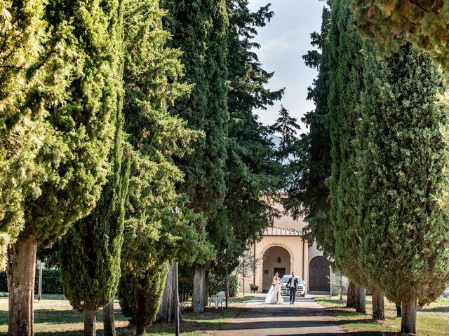 Il matrimonio di Mirko e Elena a Scandriglia, Rieti 22