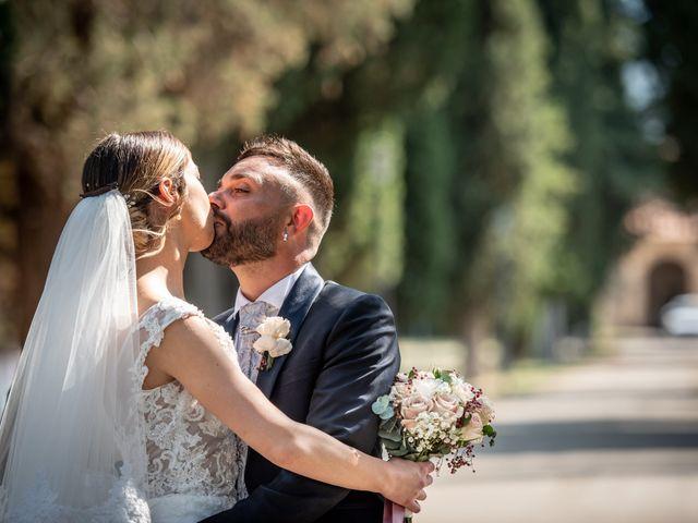 Il matrimonio di Mirko e Elena a Scandriglia, Rieti 24