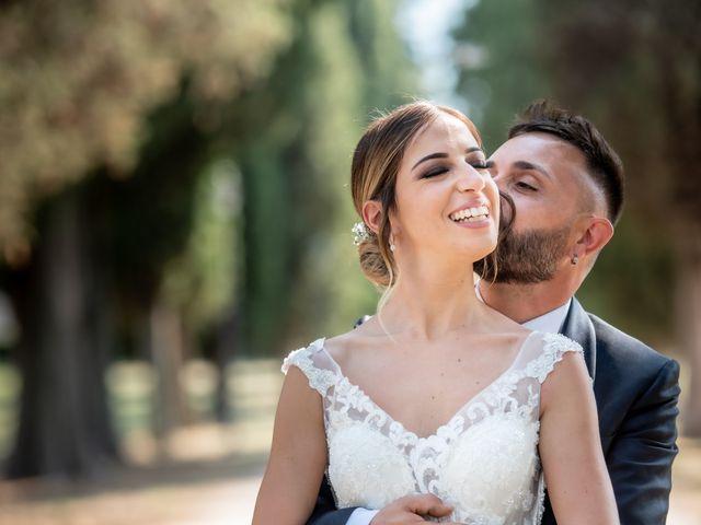 Il matrimonio di Mirko e Elena a Scandriglia, Rieti 25