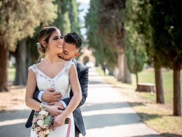 Il matrimonio di Mirko e Elena a Scandriglia, Rieti 26