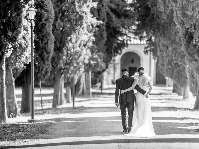 Il matrimonio di Mirko e Elena a Scandriglia, Rieti 27