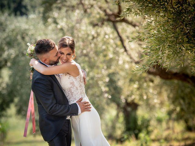 Il matrimonio di Mirko e Elena a Scandriglia, Rieti 28