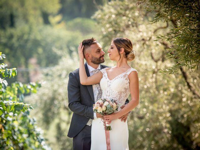 Il matrimonio di Mirko e Elena a Scandriglia, Rieti 30