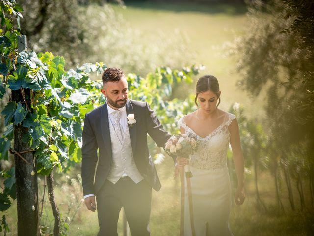 Il matrimonio di Mirko e Elena a Scandriglia, Rieti 31
