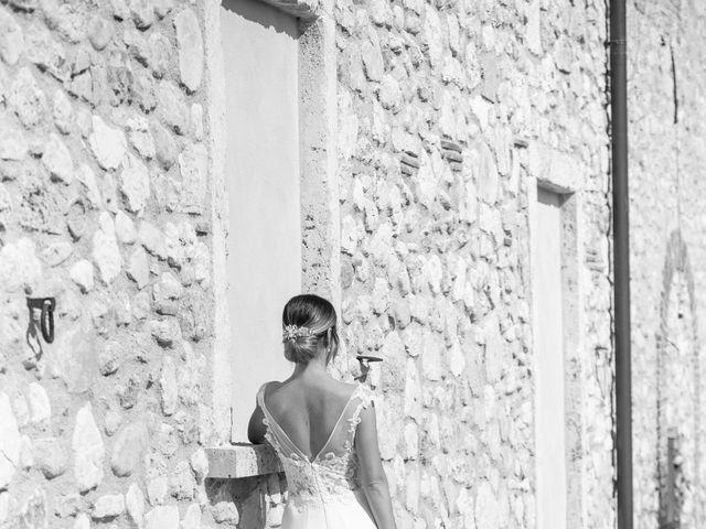 Il matrimonio di Mirko e Elena a Scandriglia, Rieti 32