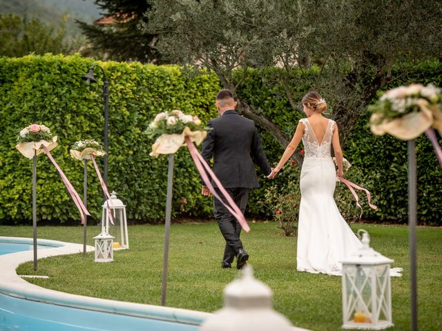 Il matrimonio di Mirko e Elena a Scandriglia, Rieti 34