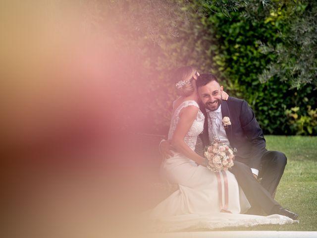 Il matrimonio di Mirko e Elena a Scandriglia, Rieti 35