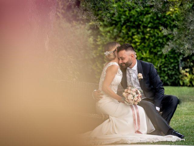 Il matrimonio di Mirko e Elena a Scandriglia, Rieti 36
