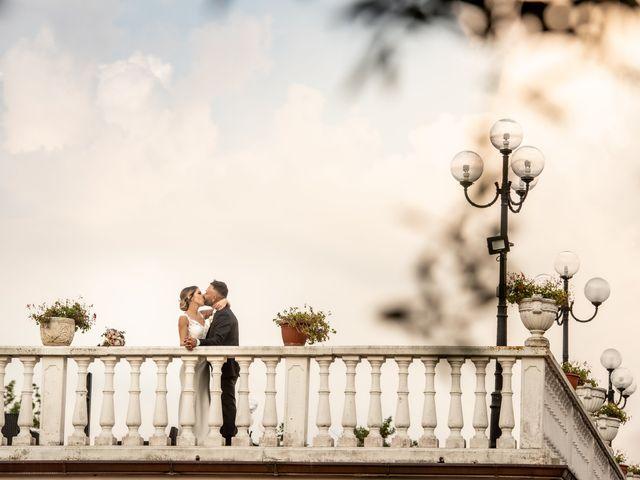 Il matrimonio di Mirko e Elena a Scandriglia, Rieti 37