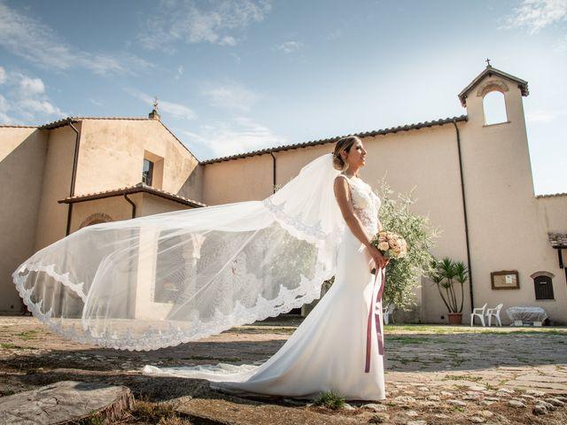 Il matrimonio di Mirko e Elena a Scandriglia, Rieti 41