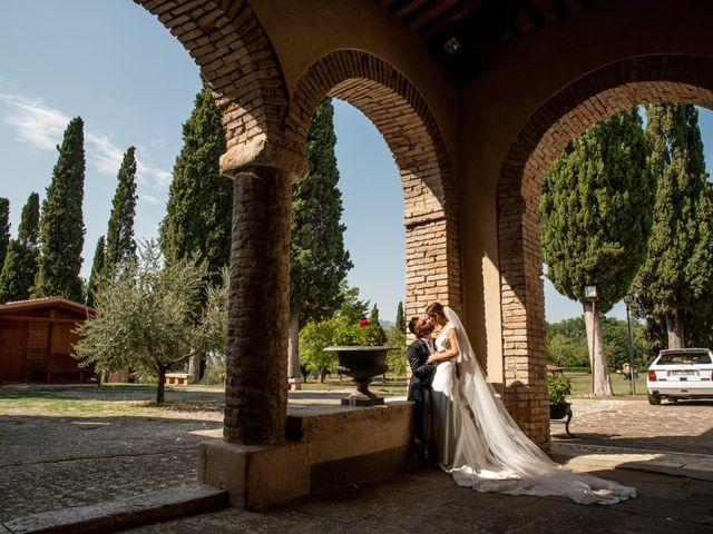 Il matrimonio di Mirko e Elena a Scandriglia, Rieti 42