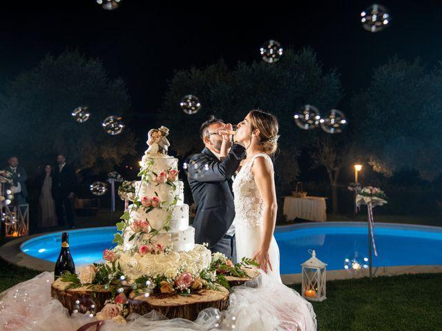 Il matrimonio di Mirko e Elena a Scandriglia, Rieti 47